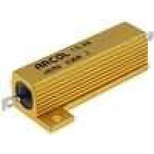 Rezistor drátový s radiátorem přišroubováním 330R 50W ±5%
