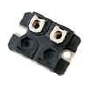 Rezistor na pásce přišroubováním 1R 100W ±5% 38x25x9mm