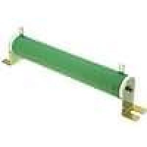 Rezistor drátový 2,2R 200W ±5% Ø35x222mm 200ppm/°C konektor očka
