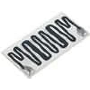 Rezistor na pásce, vysokonapěťový pájení 500M 1,7W 25kV
