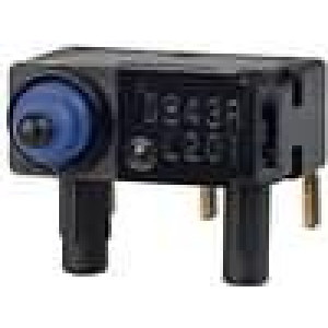 Mikrospínač bez páčky SPDT 0,1A/125VAC 2A/12VDC ON-(ON) IP67