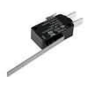 Mikrospínač s páčkou SPDT 22A/250VAC ON-(ON) 1-polohové IP40