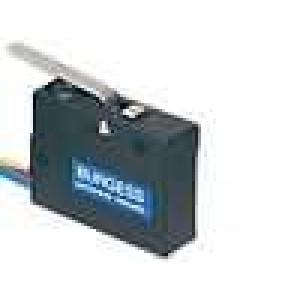 Mikrospínač SPDT 5A/250VAC