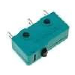 Mikrospínač SNAP ACTION bez páčky SPDT 5A/250VAC ON-(ON)