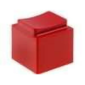 Hmatník celé pouzdro červená pro MEC15501,MEC15551