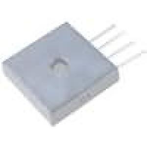 Usměrňovací můstek plochý 600V 25A