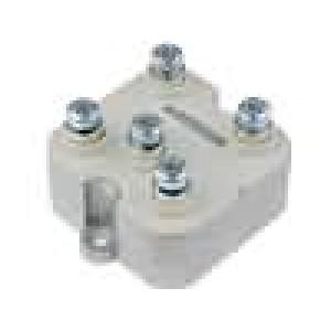 Třífázový usměrňovací můstek 800V 30A G13