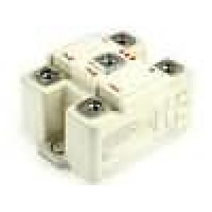 Třífázový usměrňovací můstek 1,2kV 60A SEMIPONT2