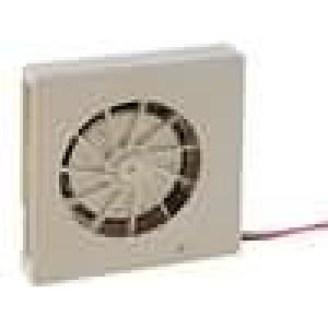 Ventilátor 3VDC 17x17x3mm 0,37m3/h 22dBA Vapo 100mW