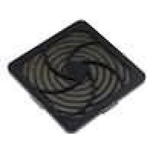 Mřížka s filtrem 120x120mm Mat plast 45ppi