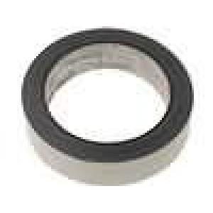 Knot: stínicí Mat: hliník 25mm L:16,5m