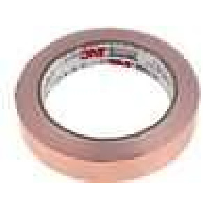 Knot: stínicí Mat: měď 19mm L:16,5m ražený