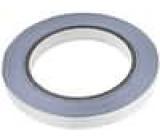 Knot: stínicí Mat: hliník 12mm L:33m hladký Shoda s: UL 510