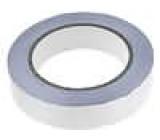 Knot: stínicí Mat: hliník 25mm L:33m hladký Shoda s: UL 510