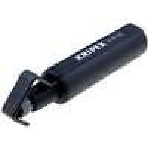 Odstraňovač izolace Vodič kulatý Prům.vod:6-29mm Délka:135mm