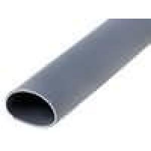 Tepelně vodivá podložka silikonová silikon L:1m Ø:8mm