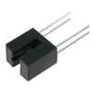 H22A2-I Optočlen štěrbinová s clonou tranzistorový výstup 3mm 30V