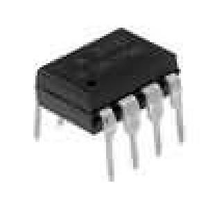 HCPL-3700-000E Optočlen THT Kanály:1 tranzistorový výstup 6kV/μs DIP8
