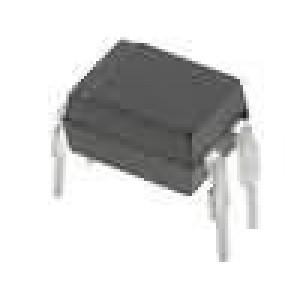 KB817C Optočlen THT Kanály:1 tranzistorový výstup 5kV DIP4