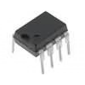 TLP620-2 Optočlen THT 2 kanály tranzistorový výstup Uizol:5kV Uce:55V