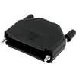 Kryt pro konektory D-Sub HD 44pin, D-sub 25pin přímý