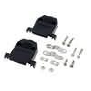 Kryt pro konektory D-Sub HD 26pin, D-sub 15pin přímý