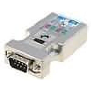 D-Sub kabel SK/FC, licna PIN:9 Profibus přímý IDC na kabel