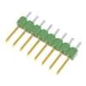 Kolíková lišta kolíkové AMPMODU MOD II vidlice 8 PIN přímý