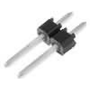Kolíková lišta kolíkové C-Grid III vidlice PIN:2 přímý THT