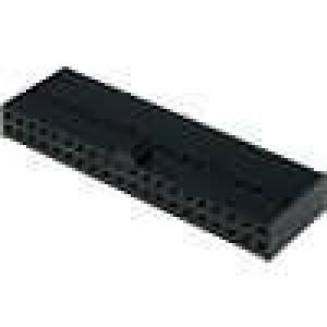 Zástrčka kolíkové C-Grid III zásuvka PIN:40 bez kontaktů