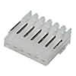 Konektor kabel-pl.spoj řada CE100 zásuvka zástrčka PIN:6