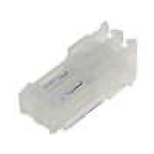 Konektor kabel-pl.spoj řada CE100 zásuvka zástrčka 2PIN