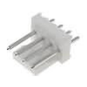 Konektor kabel-pl.spoj řada MLSS100 vidlice zásuvka 4PIN
