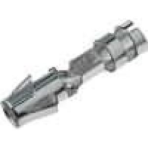 Kontakt zásuvka 0,5-2mm2 .140 MATE-N-LOK pocínovaný 28A