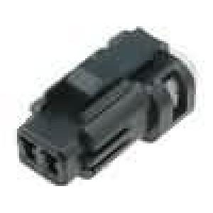 Konektor vodič-vodič 565 zástrčka zásuvka 2PIN IP67 9,1mm