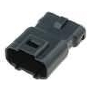 Konektor vodič-vodič 565 zástrčka vidlice 5 PIN IP67 16,6mm