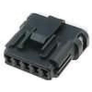 Konektor vodič-vodič 565 zástrčka zásuvka 5 PIN IP67 16,6mm