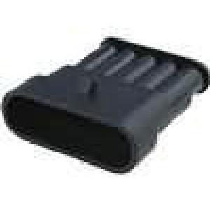 Konektor vodič-vodič Superseal 1.5 zástrčka vidlice PIN:5