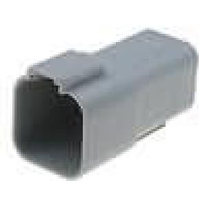 Konektor vodič-vodič AT zástrčka vidlice 6 PINna kabel