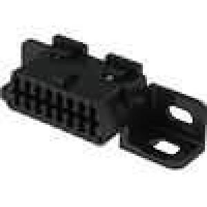 Konektor diagnostický OBD II zásuvka 16 PIN 30V