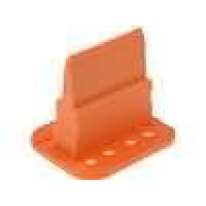Zajišťovací západka DT zásuvka 8 PIN