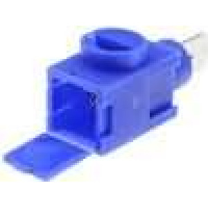 Svorkovnice Contractor póly:1 fastony 6,3mm, šroubová svorka