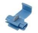 Svorka rychlosvorka IDC Řada: Scotchlok 0,75÷1,5mm2 na kabel