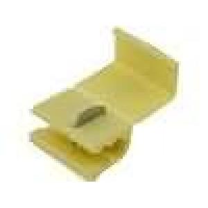 Rychlosvorka IDC IDC 4mm2 na kabel Verze rozbočovací