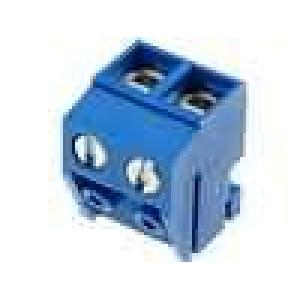 Rozpojovací svorkovnice násuvná svorkovnice 1,5mm2 5mm 10A