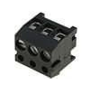 Rozpojovací svorkovnice násuvná svorkovnice 1mm2 3,5mm 8A
