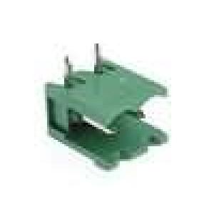 Rozpojovací svorkovnice zásuvka vidlice bez bočních čel 12A