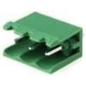 Rozpojovací svorkovnice zásuvka vidlice bez bočních čel 15A