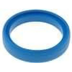 Označovač pro konektory XLR modrá