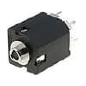 Zásuvka Jack 3,5 mm zásuvka přímý na plošný spoj